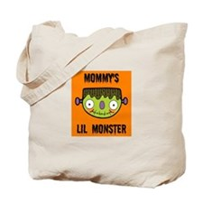 MOMMYS LIL MONSTER Tote Bag