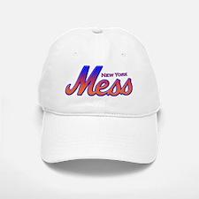 New York Mess Baseball Baseball Cap