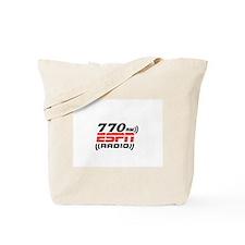 770 ESPN Tote Bag