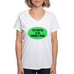 Psycho Lockup Shirt