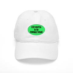 Psycho Lockup Baseball Cap