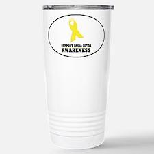 SB Awareness Travel Mug