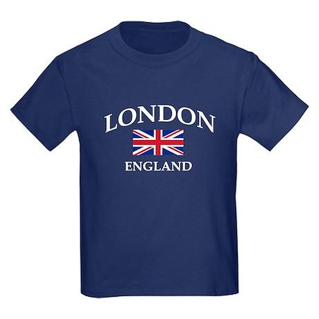 London Kids Dark T-Shirt