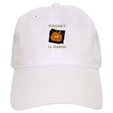 GRANDMA'S LIL PUMPKIN HALLOWE Baseball Cap