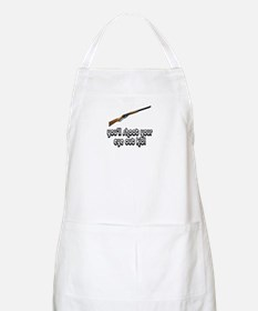 You'll Shoot Your Eye Out Kid BBQ Apron