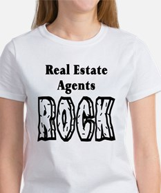 Real Estate Agents Women's T-Shirt