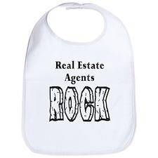 Real Estate Agents Bib