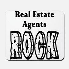 Real Estate Agents Mousepad