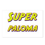 Super paloma Postcards (Package of 8)