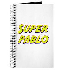 Super pablo Journal
