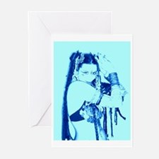Blue Dawn Greeting Cards (Pk of 10)