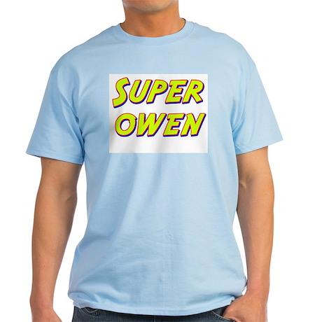 Super owen Light T-Shirt