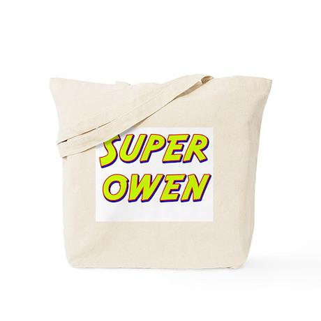 Super owen Tote Bag