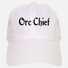 Orc Chief Baseball Baseball Cap