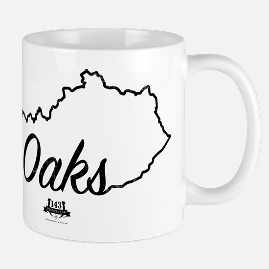 Kentucky Oaks Mugs