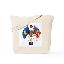 5th New Jersey Vol Tote Bag