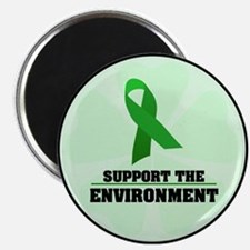 Environmental Awareness Magnet