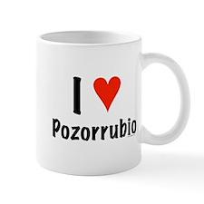 I love Pozorrubio Mug