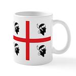 Sardinia Flag Mug