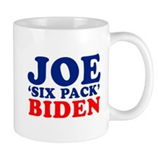 "Joe ""Six Pack"" Biden T-shirt Mug"