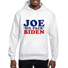 "Joe ""Six Pack"" Biden T-shirt Hoodie"