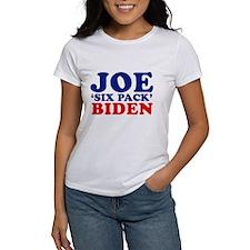 """Joe """"Six Pack"""" Biden T-shirt Tee"""