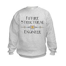 Future Structural Engineer Sweatshirt