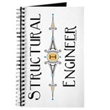 Structural engineer Journals & Spiral Notebooks