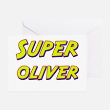 Super oliver Greeting Card