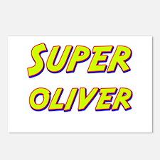 Super oliver Postcards (Package of 8)
