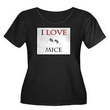 I Love Mice T