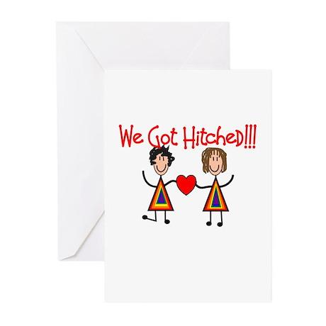 Gay Lesbian Greeting Cards (Pk of 20)