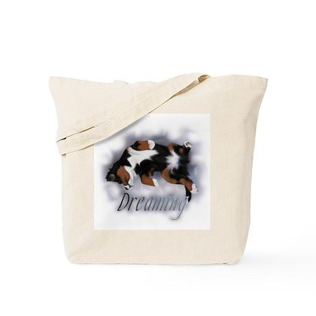 Dreamin Pup Tote Bag