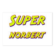 Super norbert Postcards (Package of 8)