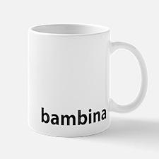 BAMBINA Mug