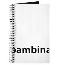 BAMBINA Journal