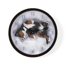 Dreamin Pup Wall Clock