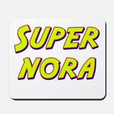 Super nora Mousepad