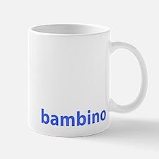 BAMBINO BABY BLUE Mug