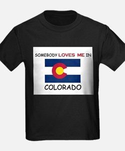 Somebody Loves Me In COLORADO T