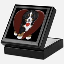 Holding Your Heart Keepsake Box