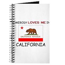 Somebody Loves Me In CALIFORNIA Journal