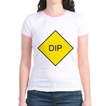 Dip Sign Jr. Ringer T-Shirt