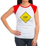 Dip Sign Women's Cap Sleeve T-Shirt