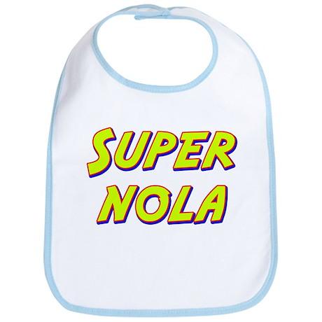 Super nola Bib