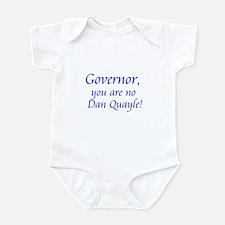 Cute Dan quayle Infant Bodysuit
