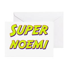 Super noemi Greeting Cards (Pk of 10)