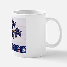 Blue Angel's F-18 Hornet Mug