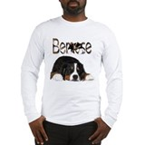 Bernese mountain dog Long Sleeve T-shirts