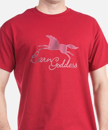 Barn Goddess Mare T-Shirt